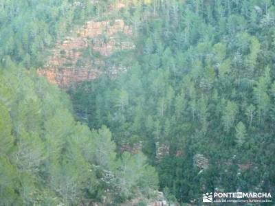 Alto Mijares -Castellón; Puente Reyes; aneto camping selva irati nudos montaña